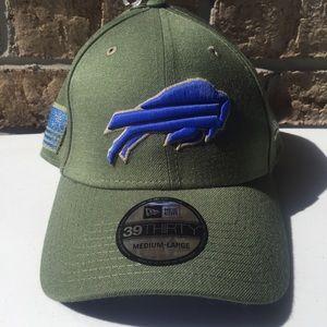 NFL 39Thrity New Era Buffalo Bills Hat